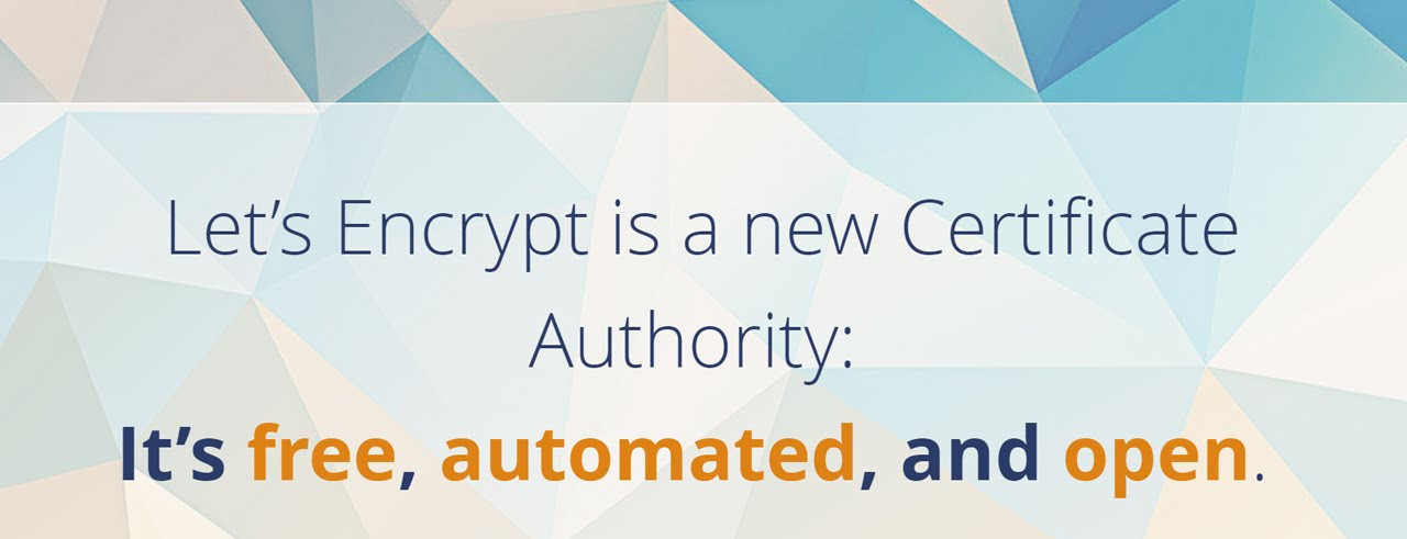 image for Let's Encrypt